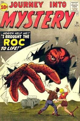 Journey into Mystery / Thor Vol 1 (Comic Book) #71