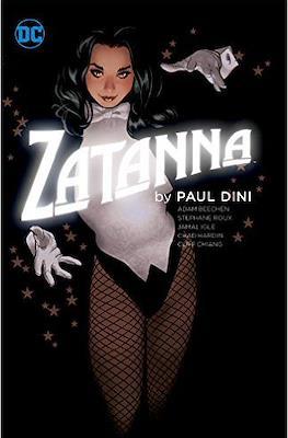 Zatanna by Paul Dini