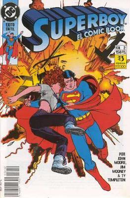 Superboy. El comic book (Grapa) #2