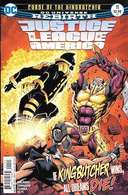 Justice League of America vol. 5 (2017-2018) (Grapa) #11