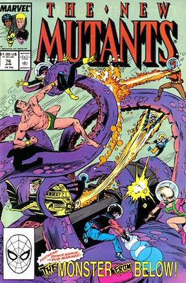 The New Mutants (Grapa) #76