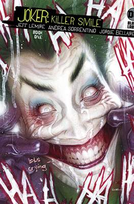 Joker: Killer Smile (Variant Cover) (Comic Book) #1