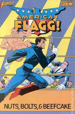 American Flagg! (Comic book) #32