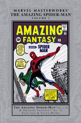 Marvel Masterworks: The Amazing Spider-Man (Hardcover) #1