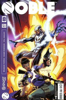 Noble (Comic book) #8