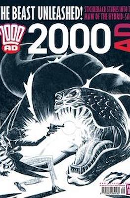 2000 AD (Magazine) #1829