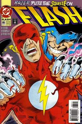 The Flash Vol. 2 (1987-2006) (Comic Book) #85