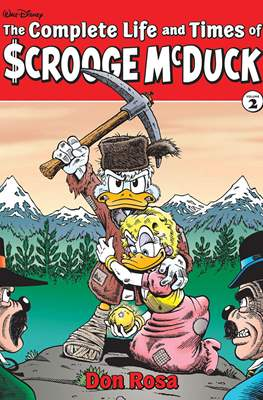 The Complete Life and Times of Scrooge McDuck (Hardcover 248 pp) #2