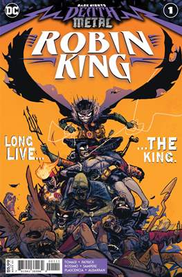 Dark Nights Death Metal: Robin King