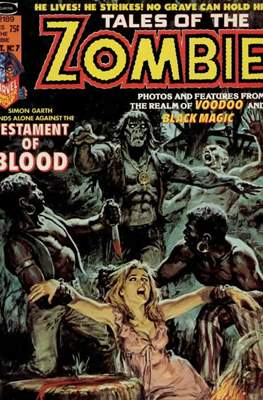 Tales Of The Zombie (Magazine) #7