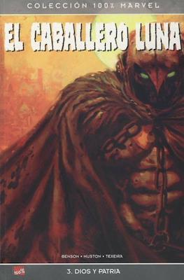 El Caballero Luna . 100% Marvel Vol. 1 (2007 - 2010) (Rústica con solapas.) #3