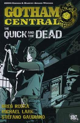 Gotham Central (softcover (2004-2007)) #4
