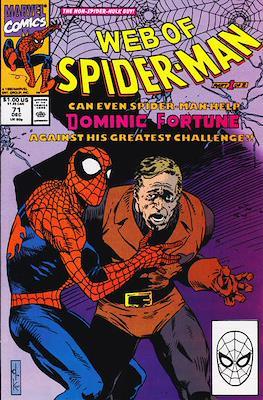 Web of Spider-Man Vol. 1 (1985-1995) (Comic-book) #71