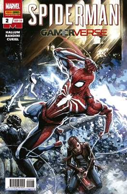 Spiderman: Gamerverse (Grapa 48 pp) #2
