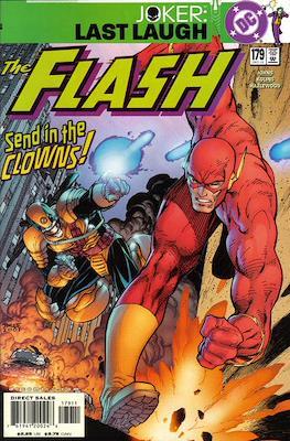 The Flash Vol. 2 (1987-2006) (Comic Book) #179