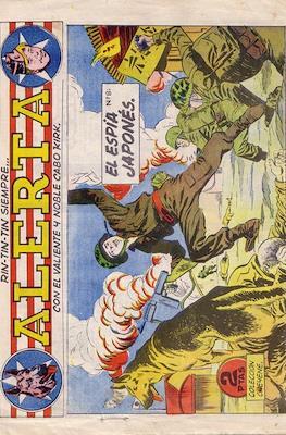 Alerta (Grapa, Hazañas de Guerra de Kirk y Rin-Tin-Tin) #8