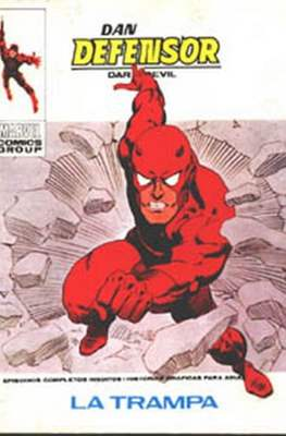 Dan Defensor Vol. 1 (1969-1974) (Rústica) #43
