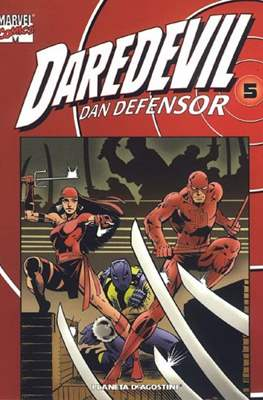 Coleccionable Daredevil / Dan Defensor #5