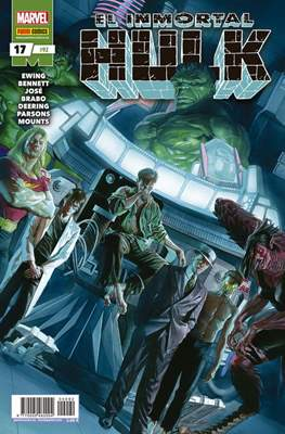 El Increíble Hulk Vol. 2 / Indestructible Hulk / El Alucinante Hulk / El Inmortal Hulk (2012-) (Comic Book) #92/17