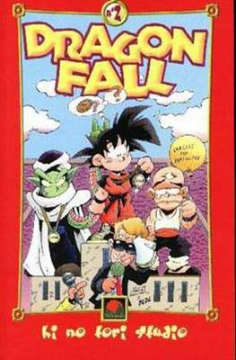 Dragon Fall (Grapa) #2