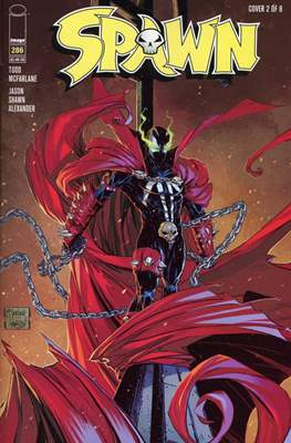 Spawn (Variant Cover) #286