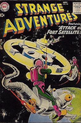 Strange Adventures (Comic Book) #98