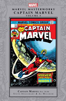 Marvel Masterworks: Captain Marvel (Hardcover) #4