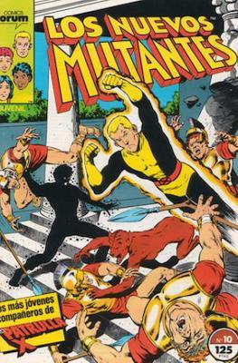 Los Nuevos Mutantes Vol. 1 (1986-1990) (Grapa 32-64 pp) #10