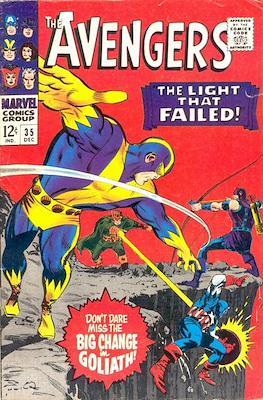 The Avengers Vol. 1 (1963-1996) (Grapa) #35
