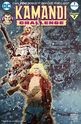 Kamandi Challenge (Comic-book) #7