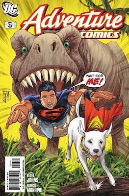 New Comics / New Adventure Comics / Adventure Comics (1935-1983 ; 2009-2011) (Comic Book) #509