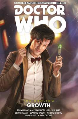 Doctor Who: The Eleventh Doctor. The Sapling