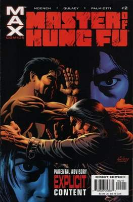 Shang-Chi: Master of Kung Fu (2002-2003) #2
