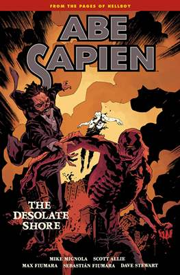 Abe Sapien (Softcover) #8