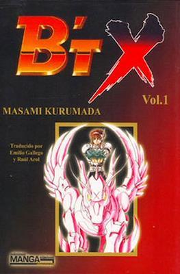B't X (Rústica con sobrecubierta) #1