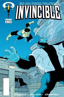 Invincible (Digital) #2