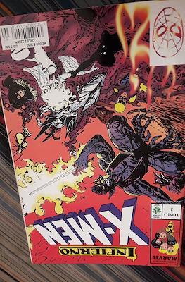 X-Men: Infierno (Grapa) #2