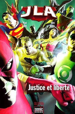 JLA. Justice et liberté