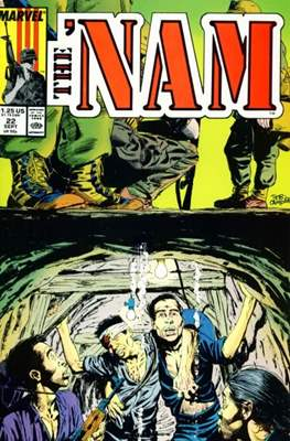 The 'Nam Vol 1 (Comic-book.) #22