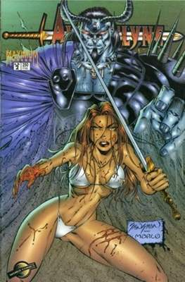Avengelyne. Power (Grapa 36 pp) #2