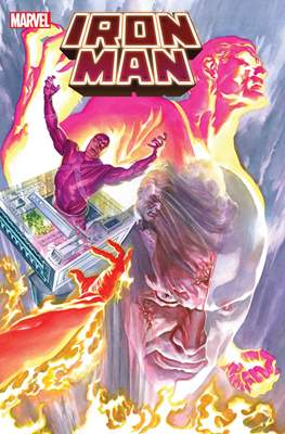 El Invencible Iron Man Vol. 2 / Iron Man (2011-) #128/9
