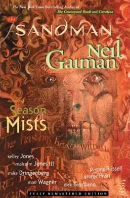 The Sandman (Softcover) #4