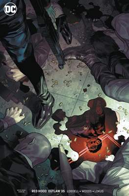 Red Hood And The Outlaws Vol. 2 (Variant Covers) (Comic Book) #35