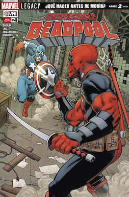 Despreciable Deadpool (Revista) #4