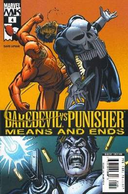 Daredevil vs. Punisher: Means and Ends (Comic-Book) #4