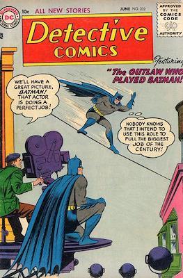 Detective Comics Vol. 1 (1937-2011; 2016-) (Comic Book) #232