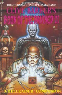 Clive Barker's Book of the Damned: A Hellraiser Companion (Softcover 48 pp) #3