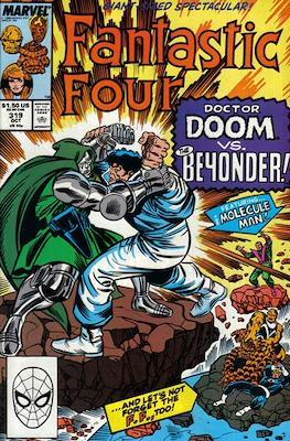 Fantastic Four Vol. 1 (1961-1996) (saddle-stitched) #319
