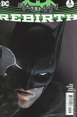 Batman: Rebirth (2016 Variant Cover) (Comic Book) #1.1