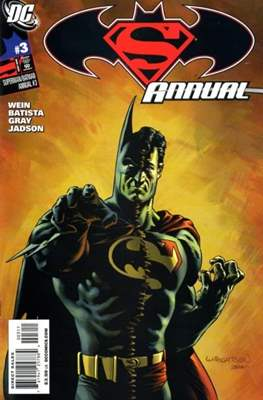 Superman / Batman Annual (Comic Book) #3